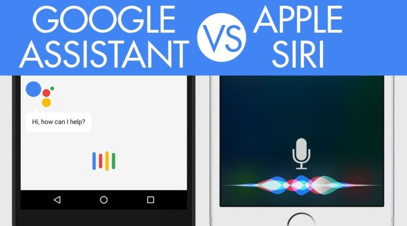 Apple Siri vs Google Assistant-Which One is Better?