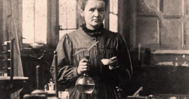 MARIE CURIE- ONLY WOMAN WITH TWO NOBEL PRIZES