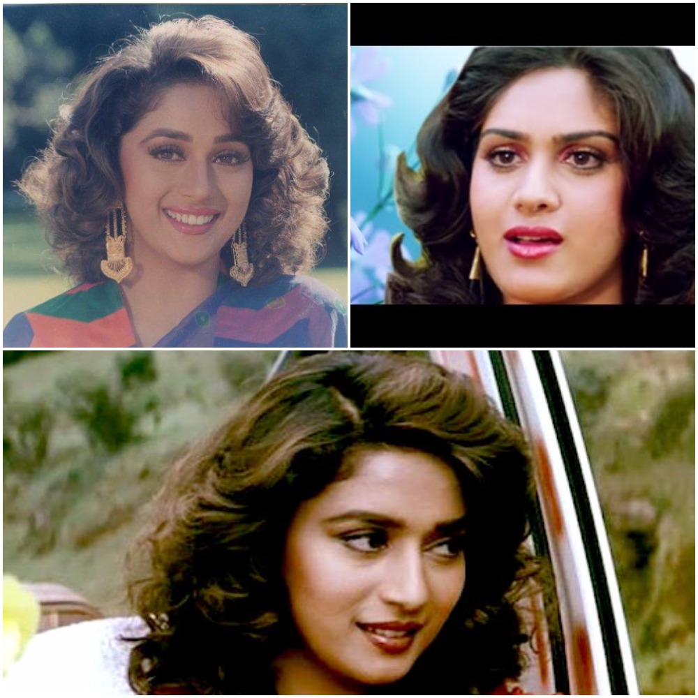 Famous Retro Hairstyles Of Bollywood Swikritis Blog