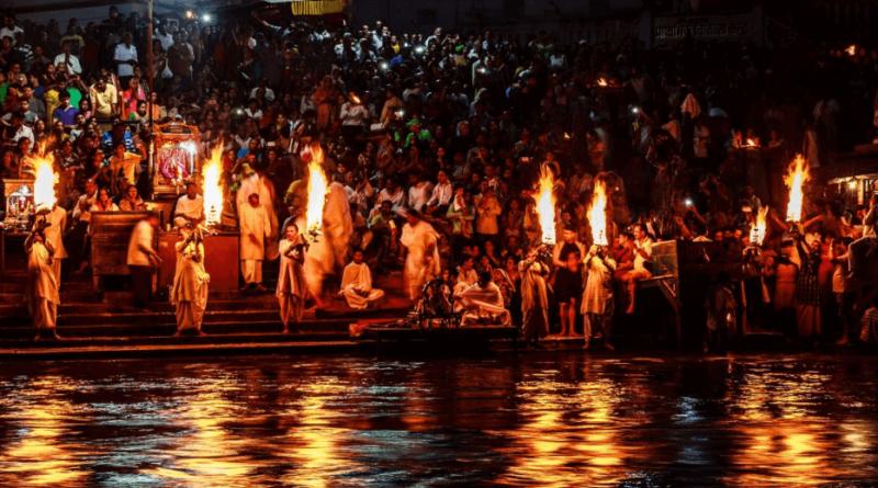 गंगा आरती हरिद्वार-एक आध्यात्मिक सुंदरता