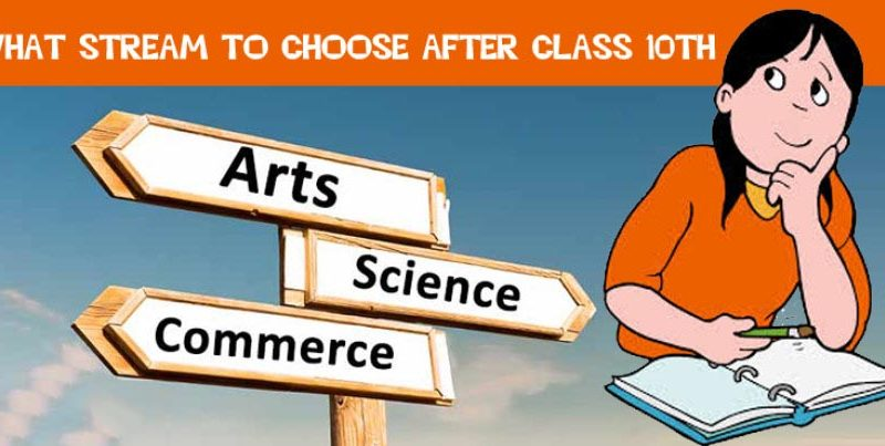 Courses to choose after Class 10th