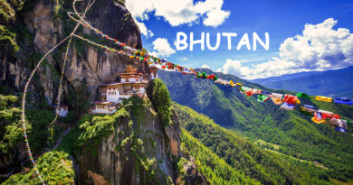 BHUTAN- The land of happiness!