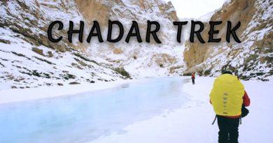 Chadar Trek-Worth for Trekker And Worst for Nature