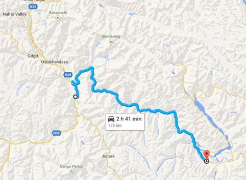 Kargil-Skardu Route: Not Just a Road