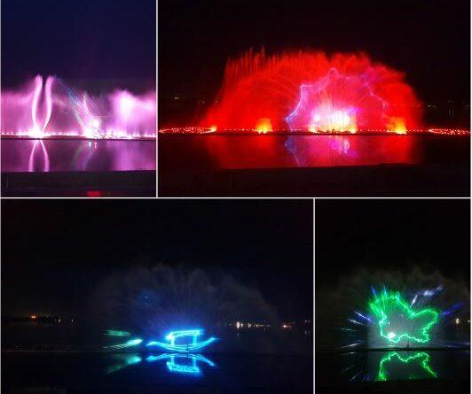 Light and Sound Show at Dal Lake- Srinagar