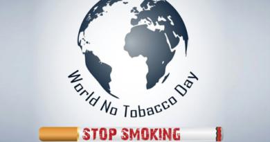 World No Tobacco Day 2019 theme