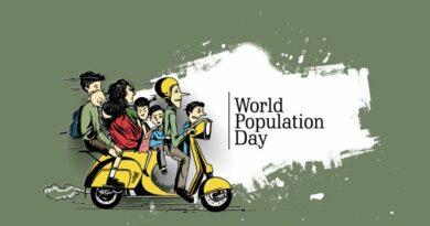 Theme of World Population Day 2020