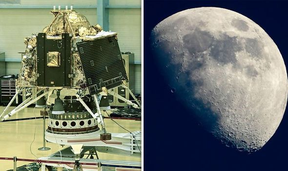 Chandrayaan-2 Mission 2019