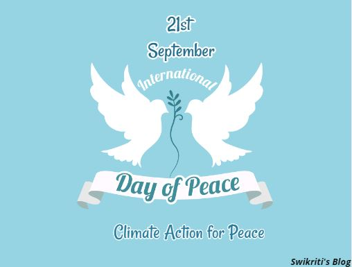 Theme of International Day of Peace 2019
