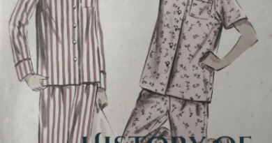 How 18th Century Pajamas became a part of our daily Lifestyle?