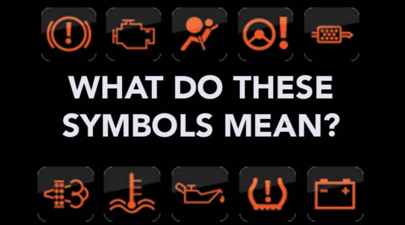 Vehicle Warning Indicators Symbols & Meanings for Car Dashboard Archives -  Swikriti's Blog