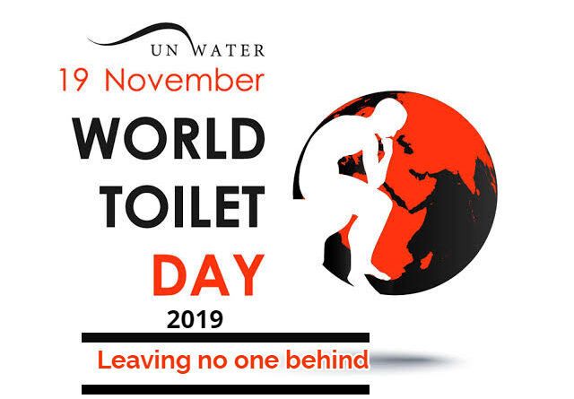World Toilet day 2019 Theme
