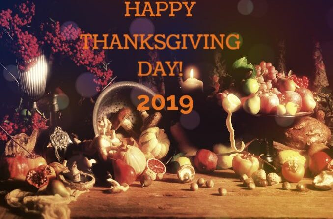 US Thanksgiving Day 2019