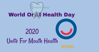 World Oral Health Day 2020 Theme