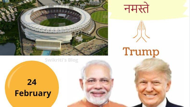 "Trump's India Visit 2020-India all set to greet with ""Namaste Trump"""