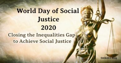 World Day of Social Justice 2020-Theme and Challenges