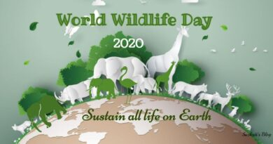 World Wildlife Day 2020 :Theme, Challenges and Facts