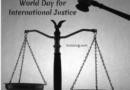 World Day for International Justice 2020