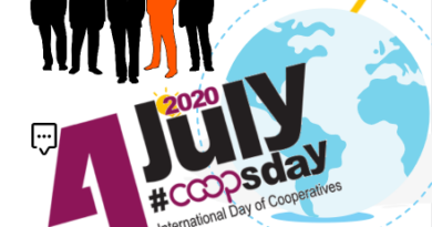 International Day of Cooperatives 2020 Theme