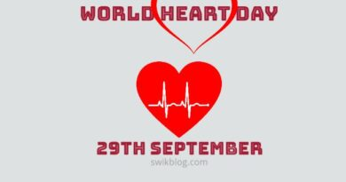 World Heart Day 29th September 2020 Theme