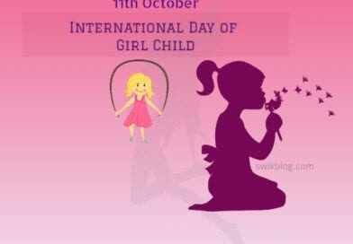 International Day of Girl Child 11th October 2020 Theme