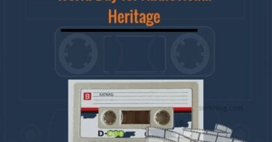 World Day for Audiovisual Heritage 27th October 2020 Theme