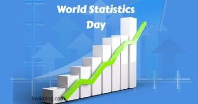 World Statistics Day 20th October 2020 Theme