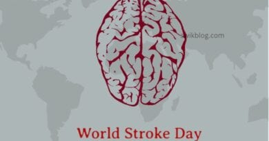 World Stroke Day 29th October 2020
